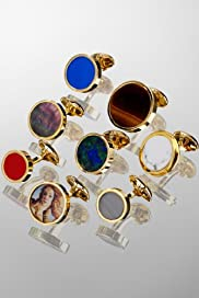 Marcel Wanders Venus and the Planets Cufflinks ? Set of 8 [T09-4976M-S]