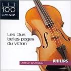 Les plus belles pages du violon © Amazon