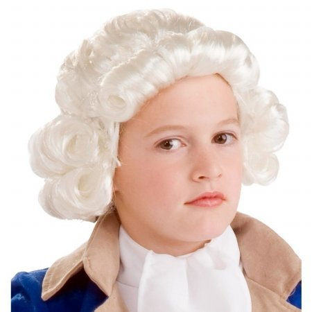 Morris Costumes Wig Colonial Boy