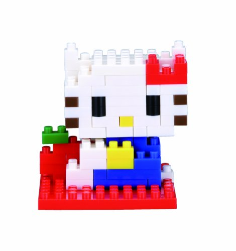 "Nanoblock NBCC-001""Hello Kitty"" Sanrio by Hello Kitty - 1"