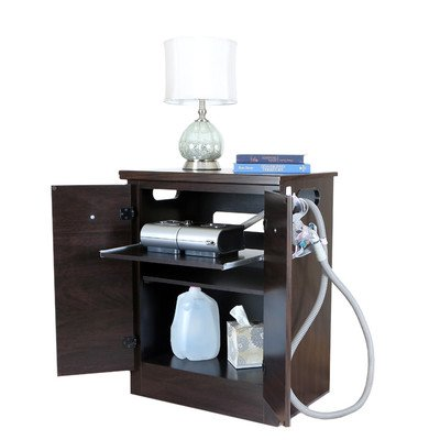 Fantastic Deal! CPAP Nightstand Finish: Mahogany