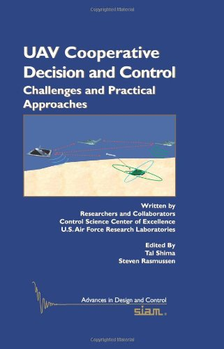 control of cooperative unmanned aerial vehicles Abstract recent years have seen rapidly growing interest in the development of networks of multiple unmanned aerial vehicles (uavs), as aerial sensor networks for the pur.