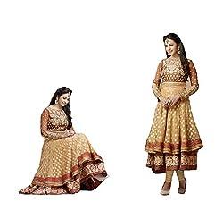 Shayona Salwar suit for women & girls(brown)