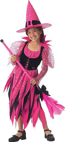 Sweet Sorceress Barbie Witch Costume - 1