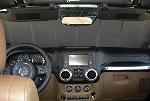 Diesel Fuel Prices Near Me >> Sunshade For Jeep Wrangler 2007 2008 2009 2010 2011 2012 .html | Autos Weblog
