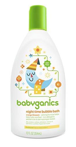Babyganics 婴儿泡泡沐浴露 354ml*2瓶图片