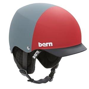 Bern Baker EPS Matte Black Wescott Hatstyle with Audio Helmet (X-Large)