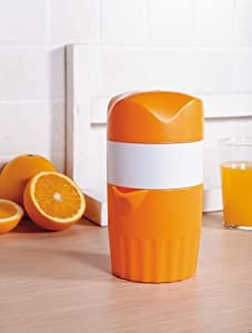 BRADEX Hand Citrus Juicer Orange Juice Lemon Squeezer (White Color) by Bradex