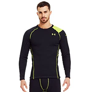 Under Armour Mens UA Base™ 5.0 Scent Control Long Sleeve by Under Armour