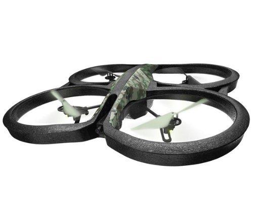 Parrot AR Drone Quadricopter, 2.0 Elite Edition, 720p