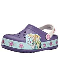 crocs Frozen Fever Light-Up Clog (Toddler/Little Kid)