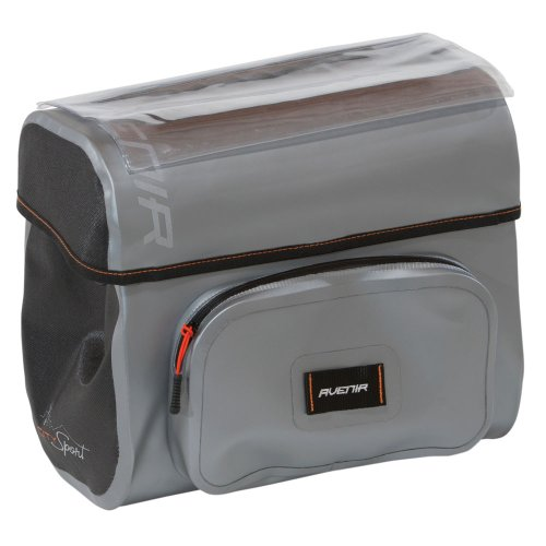 Avenir City Sport Waterproof Handlebar Bag - 560cu in