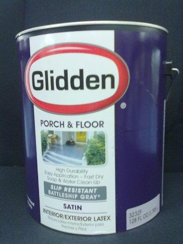 Beautiful Glidden Porch And Floor Battleship Grey Reviews