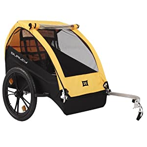 See Burley Bee Bike Trailer Full size and View details