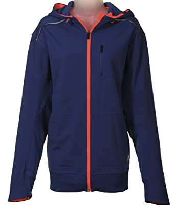 Adidas Ladies adiStar Arch Hooded Running Jacket by adidas