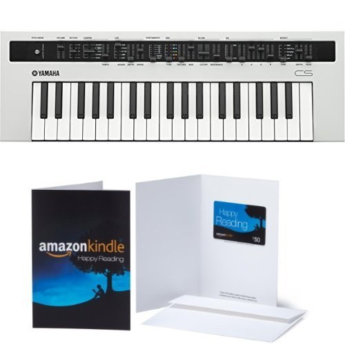 Best Deals! Yamaha REFACE CS Synthesizer with $50 Amazon Gift Card