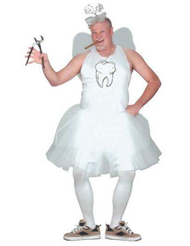 Tooth Fairy Adult Costume Adult Mens Costume
