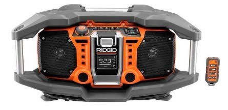 Ridgid ZRR84082 Cordless Jobsite Radio photo