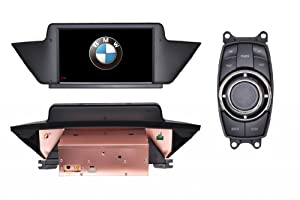 Chilin 2009-2013 BMW X1 E84 DVD Player & in Dash Car Radio Video GPS Navigation System,support Bluetooth,radio with Fm/am,analog Tv, Aux&usb, Ipod,steering Wheel Control, Rear View Camera Input