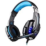 BlueFire 3.5mm Game Gaming Headphone Headset Earphone Headband With Microphone LED Light For PlayStation 4 PS4...