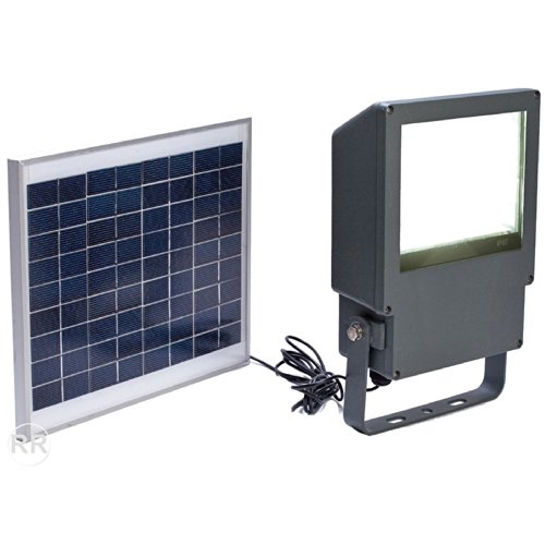 108 Led Solar Powered Wall Mount Flood Light