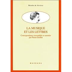 La Musique et les Lettres