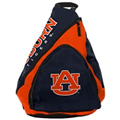 Buy NCAA Auburn Tigers Slingback Cross-Body Backpack by Concept 1