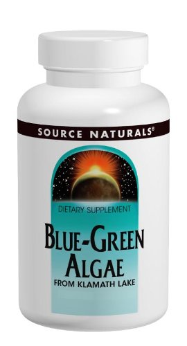 Source Naturals Blue-Green Algae 500mg, 200 Tablets