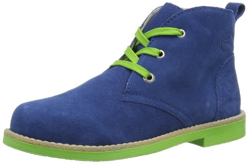 Richter Kinderschuhe Girls Des Ankle Boots Blue Blau (ink 6810) Size: 39