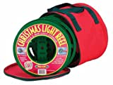 Christmas Light Company Chirstmas Light Reels And Storage Bag