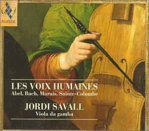 Les Voix Humaines [CD] [1998]