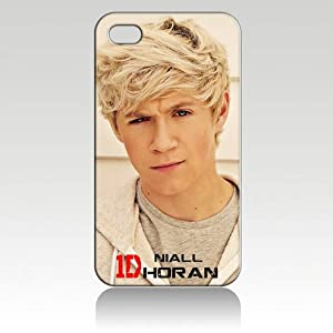 Niall Horan One Direction Hard Case Cover Skin for Iphone 4 4s Iphone4 At&t Sprint Verizon Retail Packing by Shippingtime:7-14days