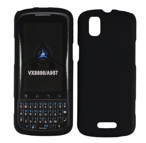 Black Hard Case Cover for Motorola Milestone Plus XT609
