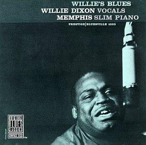 Willie's Blues artwork