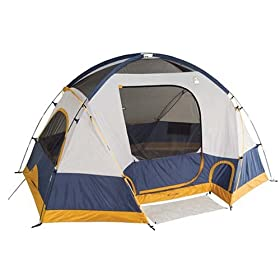 Columbia Bugaboo Four to Five-Person Family Dome Tent  sc 1 st  C&ing Tents & Camping Tents: Columbia Bugaboo Four to Five-Person Family Dome Tent
