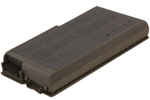 New Battery for Dell Latitude D600 D610 C1295 W1605, New Laptop Battery for Dell Inspiron 500M 510M 600M