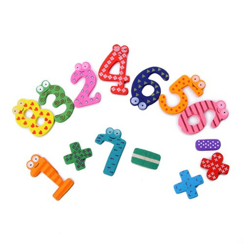 Kids Magnet Fridge Stick Toddlers Early Education Learning Mini Toys Mathematics front-97097