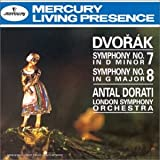 Dvorak : Symphonies n° 7 et n° 8
