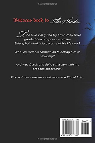 A Shade of Vampire 21: A Vial of Life: Volume 21