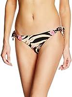 JUST CAVALLI Braguita de Bikini (Negro / Rosa)