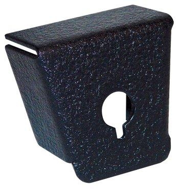 mic-or-phone-jack-mounting-bracket-90-degree-under-panel-mount-1-hole-black-wrinkle-powder-coat-fini