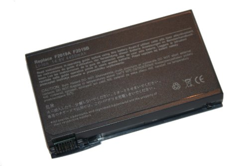 AKKU LI-ION 4400mAh 14.8V passend f&#252;r HP OmniBook F4965KS, F4965WS, F4967WS etc. ersetzt F2019, F2019-60901, F2019-60902