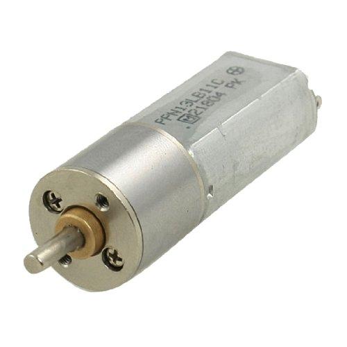 200rpm 12v 0 5a high torque mini electric dc geared motor for Dc electric motor repair