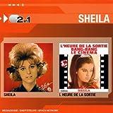 coffret 2 CD :  Sheila - L'Heure De La Sortie