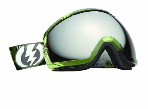 Electric Visual EG2 Snow Goggle, Tanner Rainville, Bronze/Silver Chrome