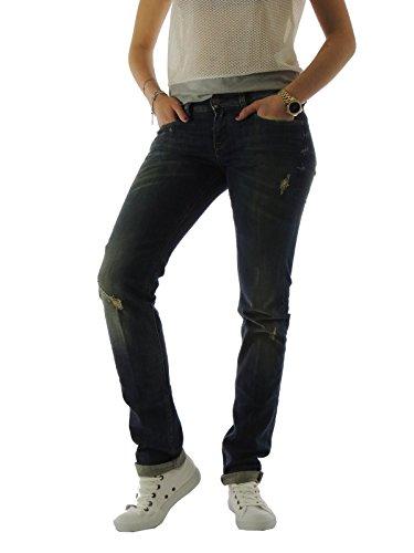 Mauro Grifoni jeans da donna cinque tasche slim sconto 35% denim XY490272XJS35 29