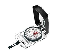 Silva Kompass Compass Ranger S, Transparent, One size, 30-0000036825