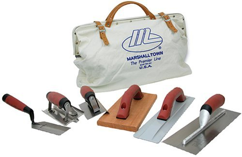 MARSHALLTOWN The Premier Line CTK2 Concrete Tool Kit
