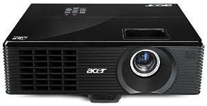 Acer X1211K DLP-Projektor (XGA, 3D, 1024 x 768 Pixel, 2500 ANSI-Lumen) schwarz