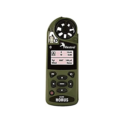 Kestrel Pocket Weather Tracker with Horus Atrag Ballistics from Kestrel :: Night Vision :: Night Vision Online :: Infrared Night Vision :: Night Vision Goggles :: Night Vision Scope